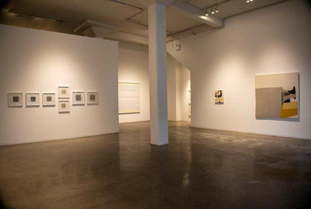 """Paul Kuhn Gallery, """"Process,"""" 2021"""