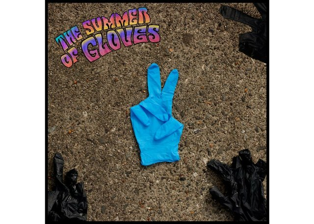 "Scott August, ""The Summer of Gloves,"" 2020"
