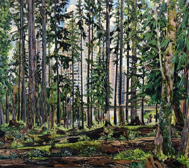 """Jeremy Herndl, """"Natural Habitat,"""" 2021"""