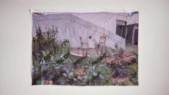 "Florence Yee, ""PROOF—Chinatown Anti-Displacement Garden,"" 2020"