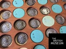 Ptolemaic coins in the British Museum, n.d.