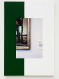 "Ian Wallace, ""Abstract Composition (with de Chirico),"" 2011"