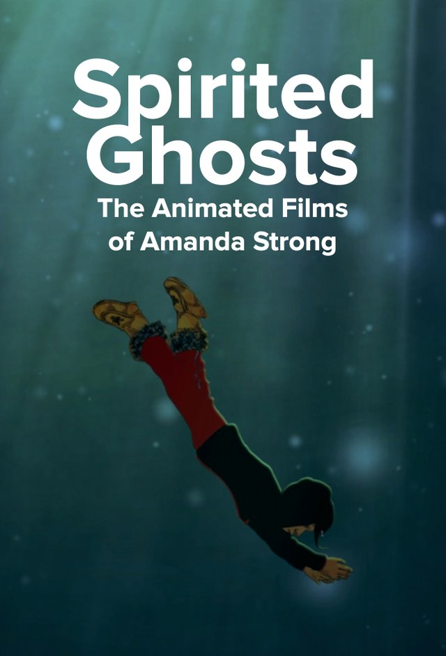"Amanda Strong, ""Spirited Ghosts,"" 2021"