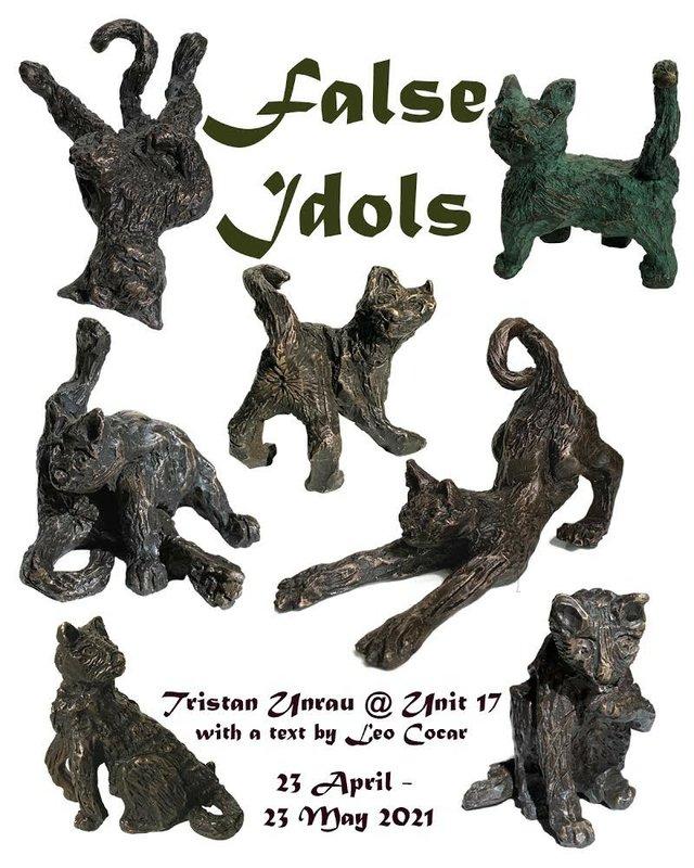 "Tristan Unrau, ""False Idols,"" 2021"