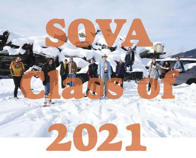 "ODD Gallery, ""SOVA Class of 2021,"" 2021"