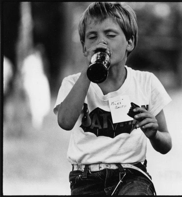"Dave Heath, ""Miles Smith, Troy Ohio,"" July 1966"