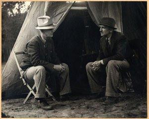 A.Y. Jackson and Nicholas de Grandmaison