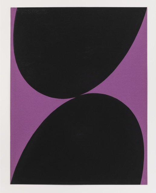 "Leon Polk Smith, ""untitled,"" 1959"