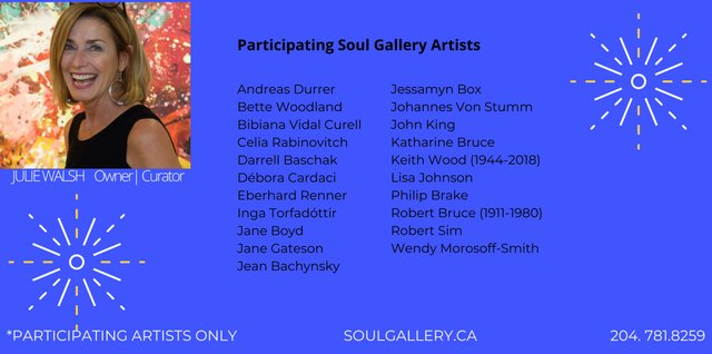 Soul Gallery Artists, 2021