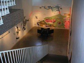 """Inside the Art Gallery of Calgary"""