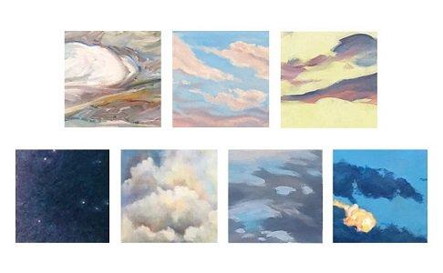 "Assiniboia Gallery, ""The Sky,"" 2021"