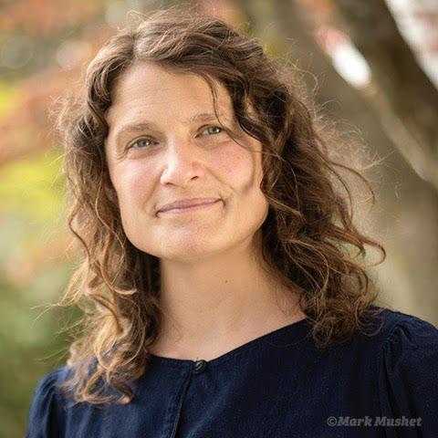 Holly Schmidt (photo by Mark Mushet)