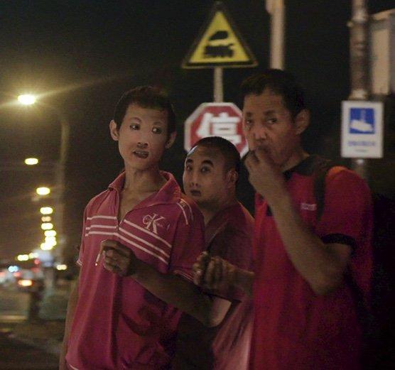 "Alvin Luong, ""The Young Comrade,"""