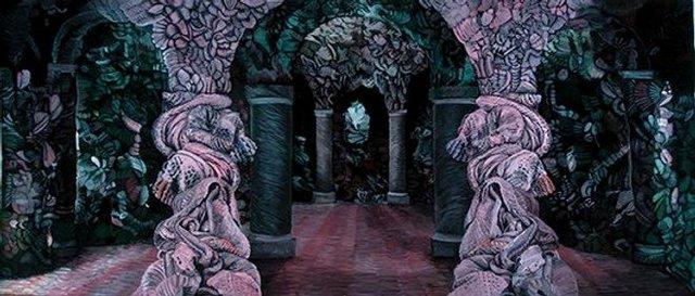 "Bev Pike, ""Grottesque,"" 2021"