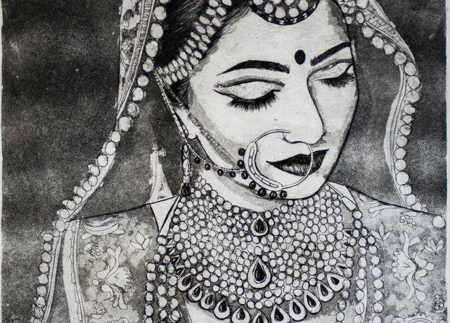 """Kiran Rai, """"Maharani Mentality,"""" 2021"""