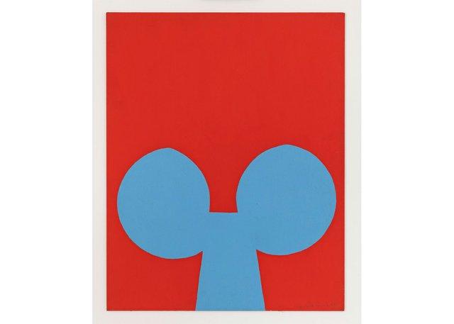 "Leon Polk Smith, ""Untitled,"" 1962"