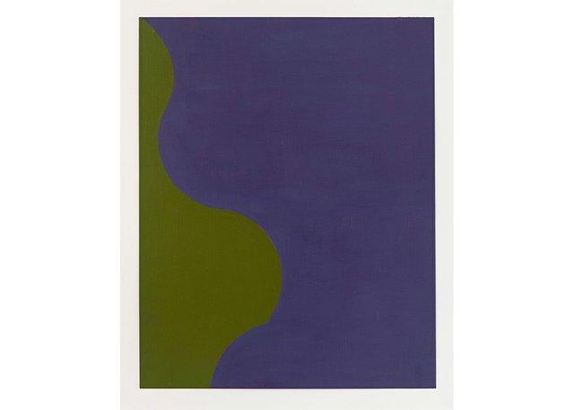 "Leon Polk Smith, ""Untitled,"" 1960"