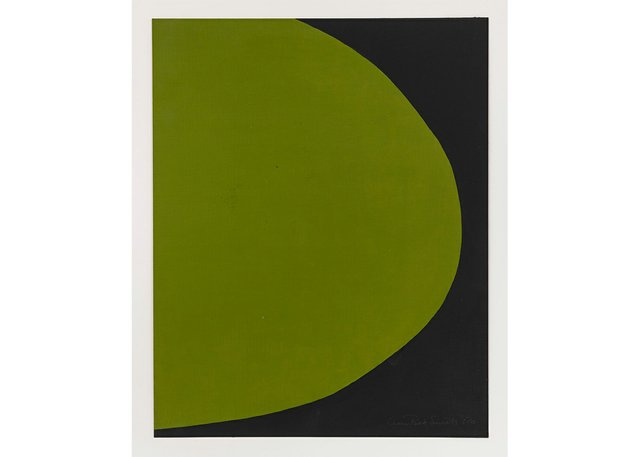 "Leon Polk Smith, ""Untitled,"" 1956"