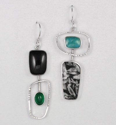 """Brenda Roy, """"Earrings,"""" 2021"""