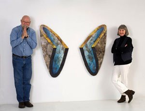 Linda and Harry Stanbridge
