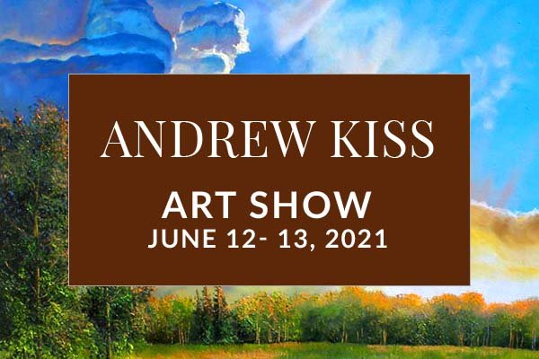 """Picture This Gallery, """"Andrew Kiss,"""" 2021"""