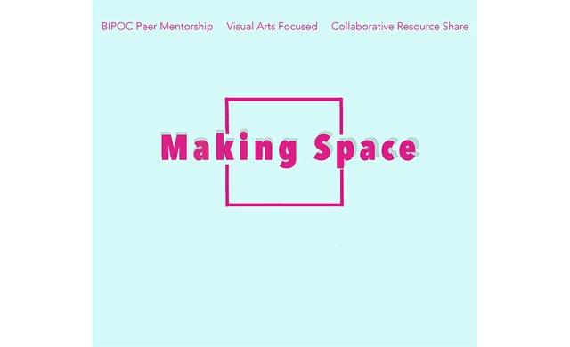 Making Space logo (courtesy Kiona Ligtvoet)