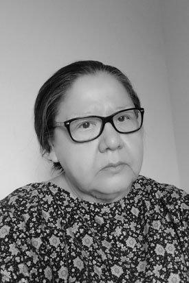 Faye HeavyShield, 2021 Distinguished Artist