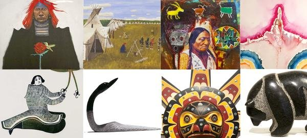 """Canada House Gallery, """"National Indigenous Day,"""" 2021"""