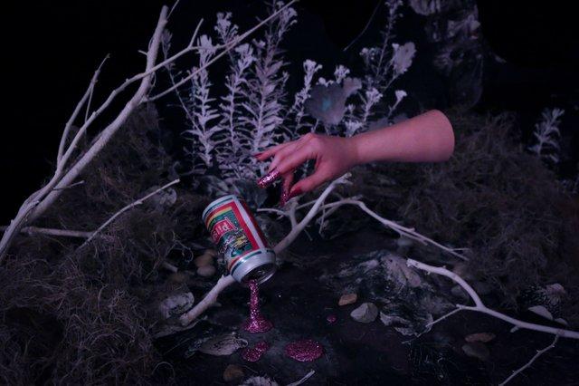 """Haylee Fortin, """"Forest Floor,"""" 2021"""