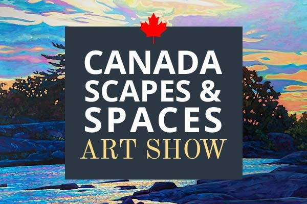 """Picture This Gallery, """"Canada Scapes & Spaces,"""" 2021"""