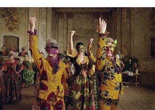 """Yinka Shonibare, video still from """"Un Ballo In Maschera,"""" 2004"""