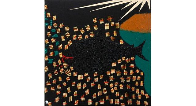 """Judy BL Robinson, """"Maafa,"""" 2012"""