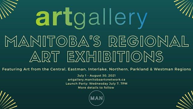 Manitoba Regional Art Exhibitions Online, 2021