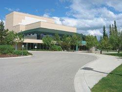 """The Yukon Arts Centre"""