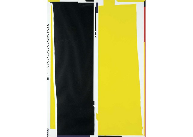 """Roy Lichtenstein, """"Mirror #5 #23/80,"""" 1972"""