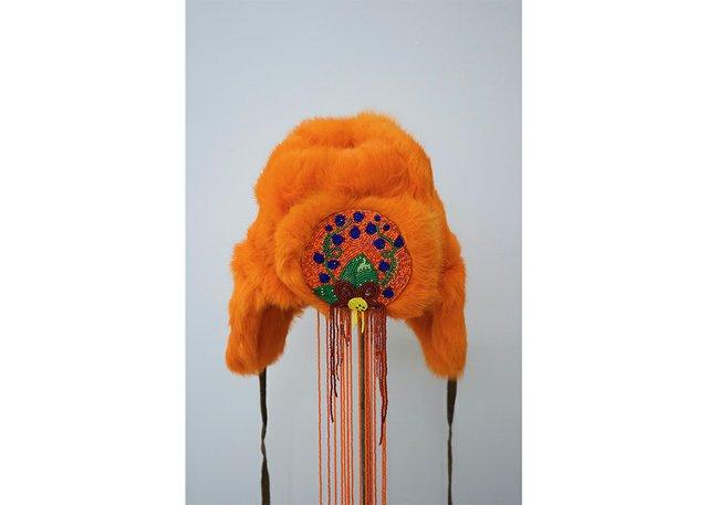 "Marcy Friesen, ""Hunting Hat,"" 2021"