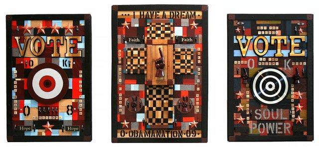 "Jan Wade, ""Obamanation,"" 2009"