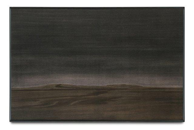 "Takao Tanabe, ""The Prairie Hills 2/80,"" 1980"
