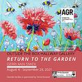 "Gerri Ann Siwek, ""Return to the Garden,"" 2021"