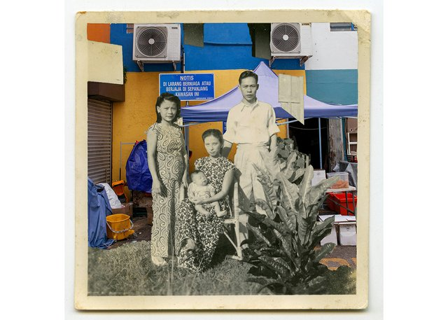 """Angeline Simon, """"Kuching II,"""" 2020"""