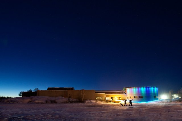 The Prince of Wales Northern Heritage Centre in Yellowknife. (courtesy PWHC)