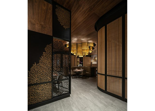 YU Seafood restaurant in Toronto's Yorkdale mall won in the people's choice category. (courtesy CODAawards)