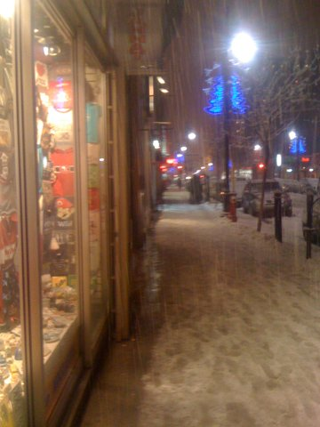 """Montreal by Night """"Nuit Blanche"""" February 25_2012"""