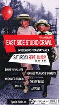 "Burns Visual Arts Society, ""East Side Studio Crawl,"" 2021"