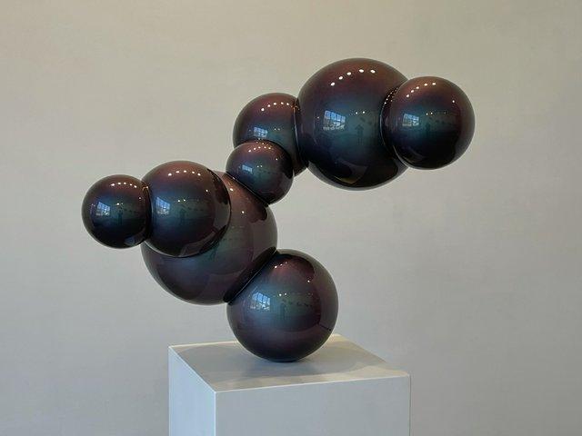 "Alex Caldwell, ""Horizontal Nebula,"" 2021"