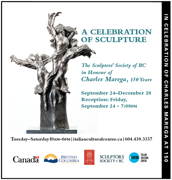 """Sculptors' Society of BC, """"A Celebration of Sculpture,"""" 2021"""