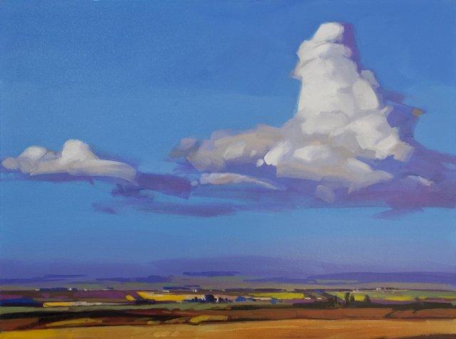 "Mike Svob ""Lone Cloud"""