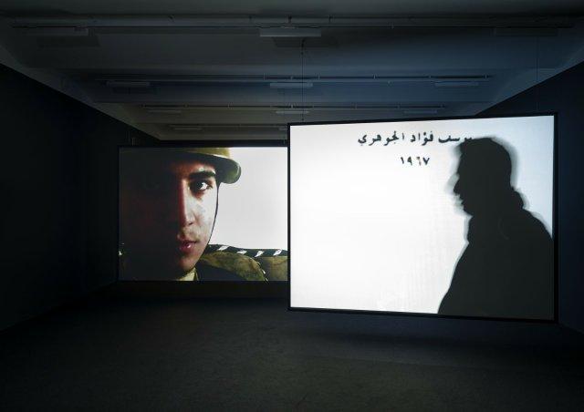 "Lawrence Abu Hamdan, ""Once Removed,"" 2019"