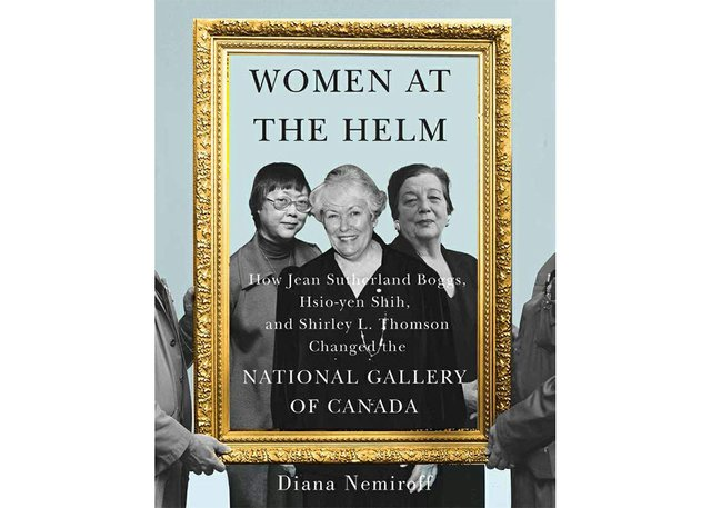 """""""Women at the Helm"""" by Diana Nemiroff"""
