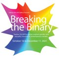 "Salmon Arm Art Gallery, ""Breaking the Binary,"" 2021"